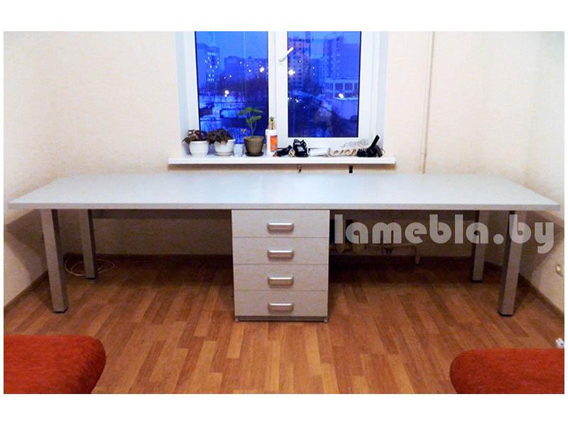 Стол двойной - столы, заказать или купить в гомеле.