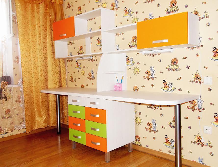 Комплект мебели в детскую - наборы детской мебели, заказать .